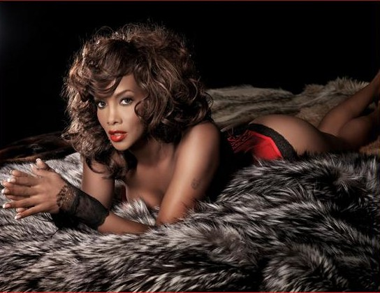 Sorry, fellas, Vivica Fox isn't into being a sugarmama, and she's laid the ...